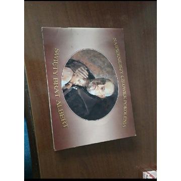 Książka dla dzieci o bracie Albercie