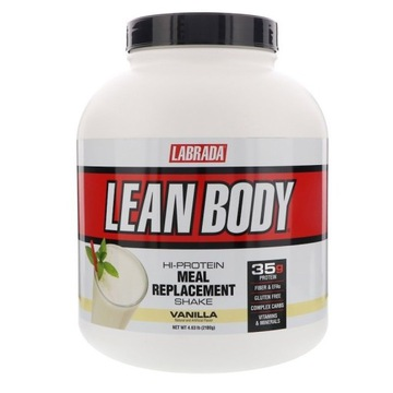 Hi-Protein  Labrada Nutrition Lean Body 2100g.