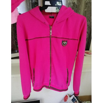 Bluza Gucci XL oldschool różowy