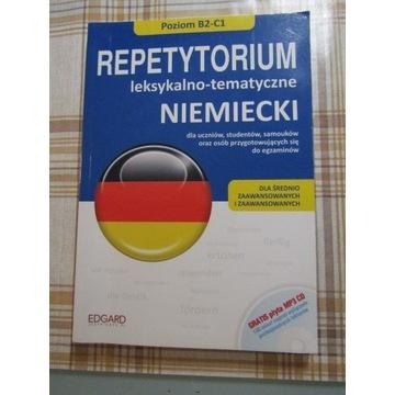Repetytorium leksykalno - tematyczne Niemiecki