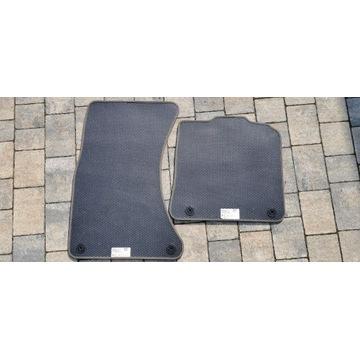 Oryginalne dywaniki welurowe Audi Q5 8R 8R1863691B