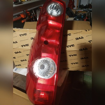 Lampa VW Crafter lewy tył
