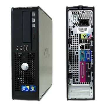 Komputer Dell Optiplex 780 SFF 8/160 GB