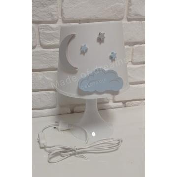 Lampka 3d wzór 002 handmade
