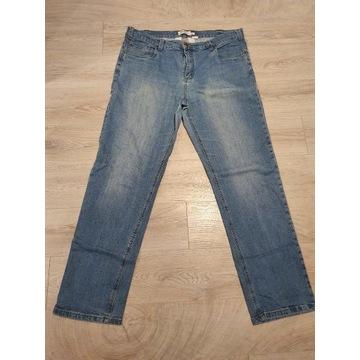 Spodnie John Baner rozm. EUR 56 (XL) stan bdb