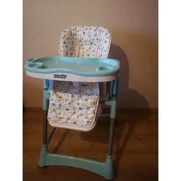 Sprzedam krzesełko do karmienia Kindersafety
