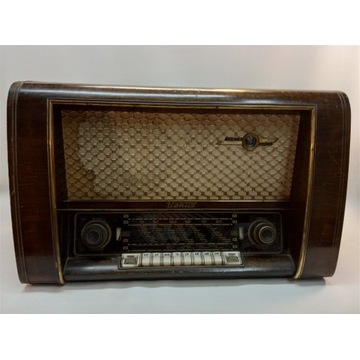 Stare radio lampowe Loewe-Opta Venus 560W