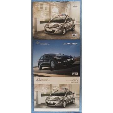 Hyundai i20 akcesoria