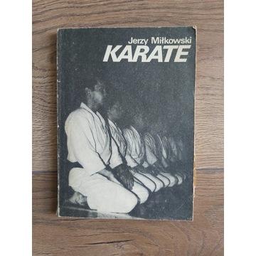 Jerzy Miłkowski: Karate