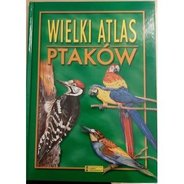 Wielki atlas ptaków. Grzegorz Wójcik