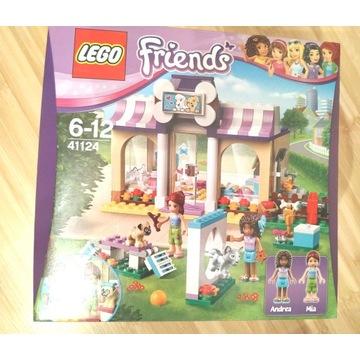 LEGO FRIENDS 41124 - przedszkole dla zwierząt