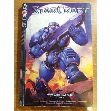 StarCraft: Frontline #1