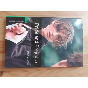 Pride and Prejudice - Jane Austen wyd. Oxford