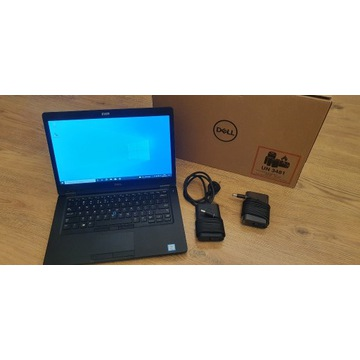 Dell Latitude 5490, i5-8520U, 8GB 256GB SSD GWAR