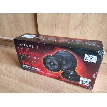 Głośniki niskotonowe HiFonics VX6.2W 165 100W RMS