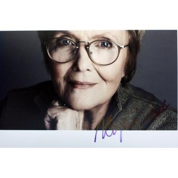 IZABELLA CYWIŃSKA- autograf