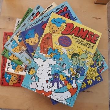 Bamse - Komiksy