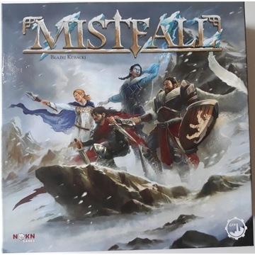 Mistfall - gra planszowa, wyprzedaż kolekcji