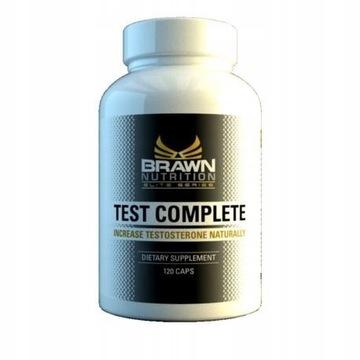 Brawn Nutrition Test Complete