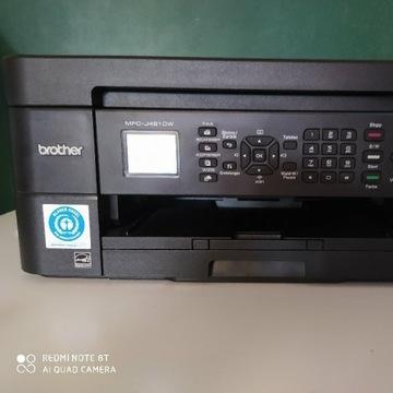 Urządzenie wielofunkcyjne Brother MFC-J491DW
