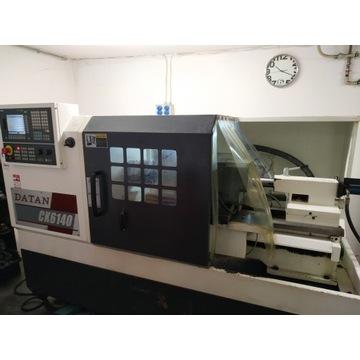 TOKARKA CNC CK6140 2015r + oprzyrządowanie