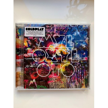 Mylo Xyloto Coldplay (folia)