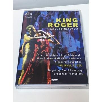 KING / KRÓL ROGER Karol Szymanowski DVD