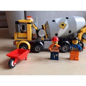 Lego CITY 6018 betoniarka