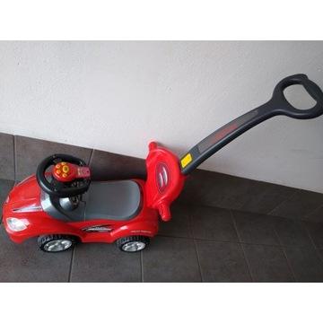 chodzik-jeździk DELUX MEGA CAR