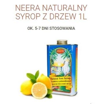 Syrop Neera 1 litr