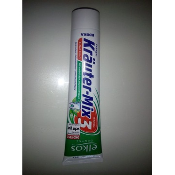 Ziołowa pasta do zębów Elkos Krauter 125 ml