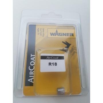 Dysza Wagner AirCoat R18 okrągło rozpylająca