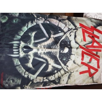Flaga Slayer oryginał