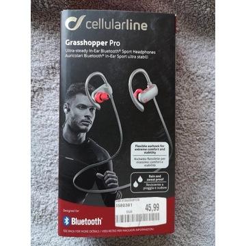 Słuchawki Cellularline Grasshopper Pro In-Ear
