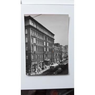 ŁÓDZ. Grand Hotel. Fot.J. Siudecki.