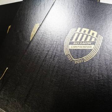 Okładka Teczka Twarda ze złoceniem na Dyplom