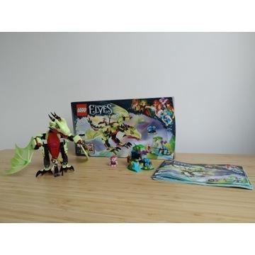 Lego Elves - The Goblin King's Evil Dragon