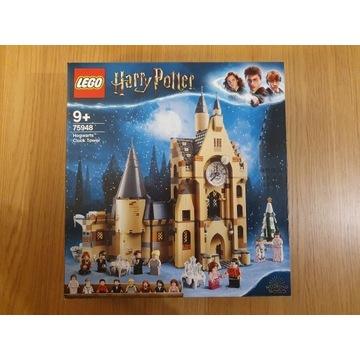 LEGO 75948 Harry PotterWIEŻA ZEGAROWA NA HOGWARCIE