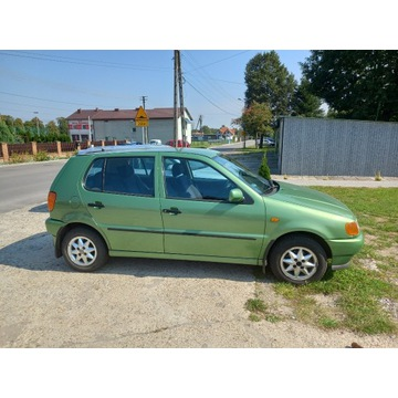 Volkswagen Polo 1.4 benzyna