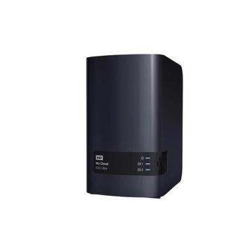 WD My Cloud EX2 NAS 4TB USB3.0 WDBVBZ0000NCH-EESN