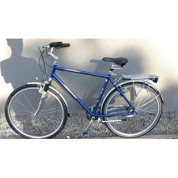 męski rower trekkingowy Alu HERCULES 28 UNIKAT !!!