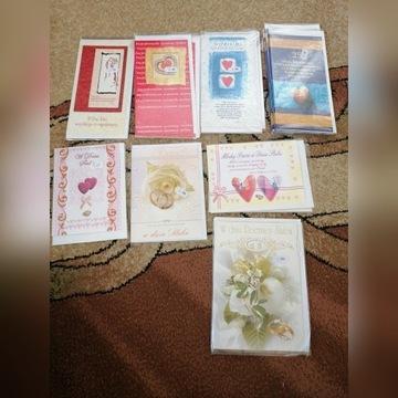 Karnet W Dniu Ślubu z koperta