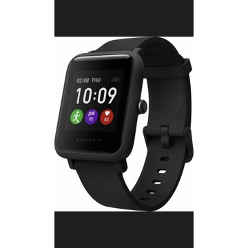 Amazfit BIP S LITE Smartwatch Charcoal Black