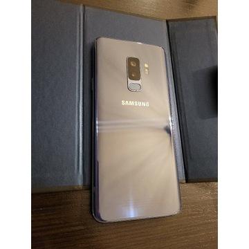 Samsung s9 plus blue, niebieski