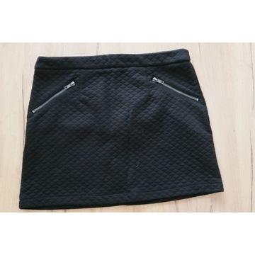 spódniczka mini bawełniana używana noszona fetysz