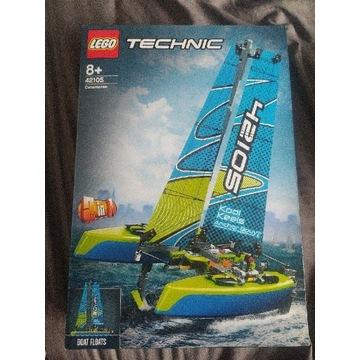 Lego Technic Catamaran 42105 NOWE