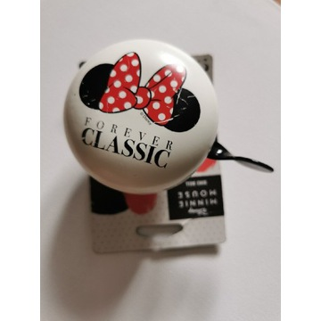 Duży dzwonek rowerowy DISNEY Minnie Mouse