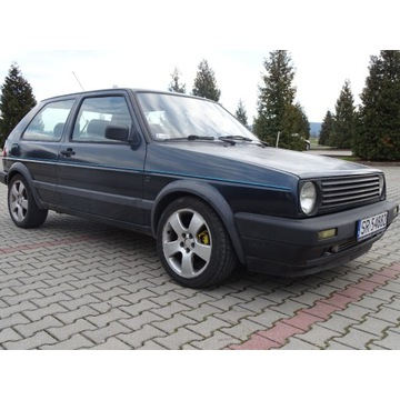 VW GOLF 2 1.8T 150km