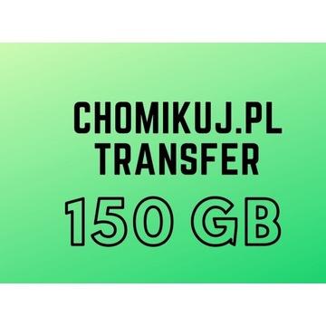 Chomikuj  150 GB ChomikManiac