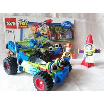LEGO Toy Story 7590 Chudy i Buzz na ratunek